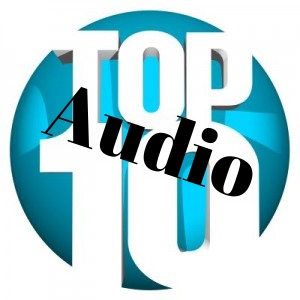 Top Ten Audio Listens