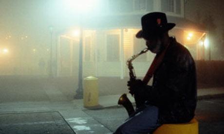 New-Orleans Fog