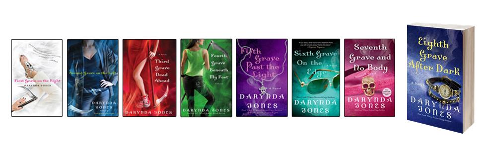 Charley Davidson series