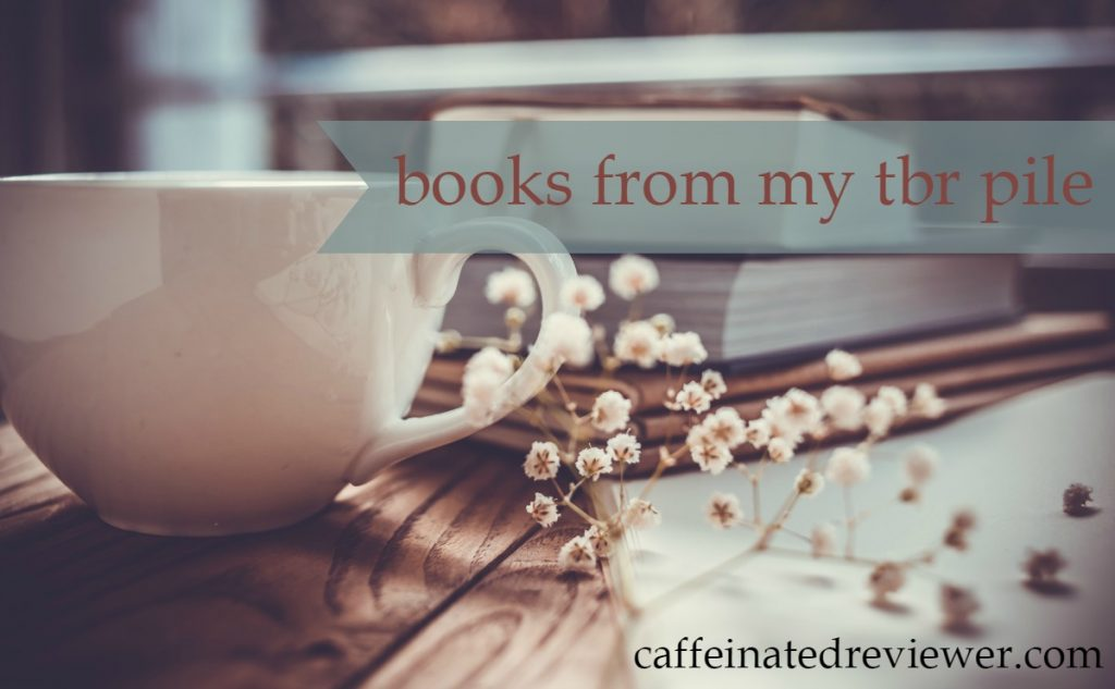 books from my tbr pile