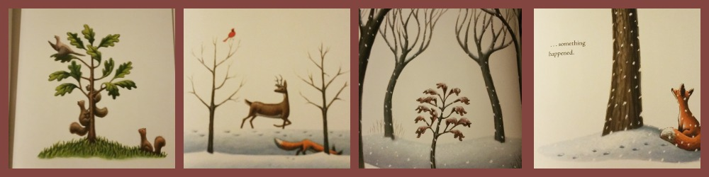 Little Tree Collage