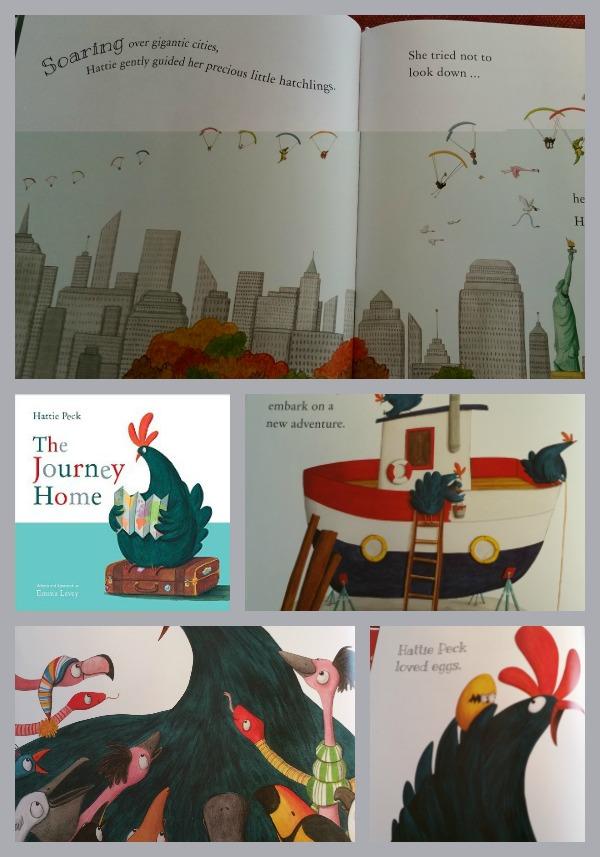 Hattie Peck Collage