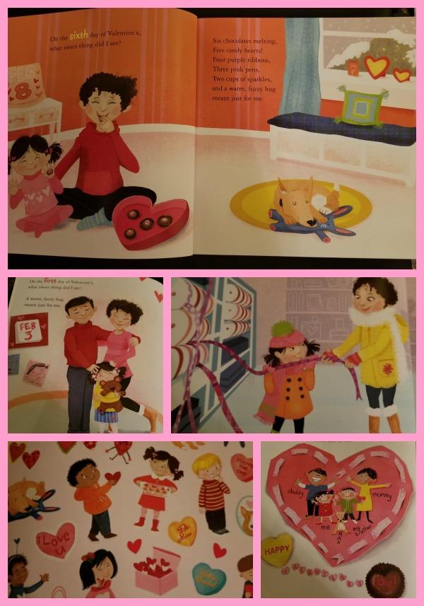 12 Days of Valentine's Collage